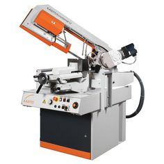 Kasto FUNCTIONALU 11″�נ10″ Semi - Automatic Bandsaw Tool-Krib Supply Company | 973-808-4550 | www.toolkrib.com | Industrial Supplies NJ NY PA | Cutting Tools | Deltronic Pin Gages | Vendor Managed Inventory | Tool Vending Machines