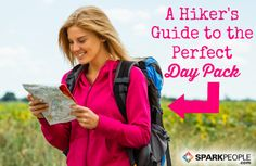 Before you head out on the trails in search of inner peace, a challenging workout or the stunning sights and sounds of nature, grab a day pack that fits comfortably on your shoulders and toss these eight items inside.