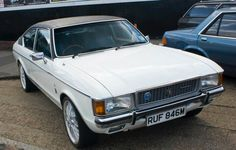 1974 Ford Granada 3.0 Ghia Coupe