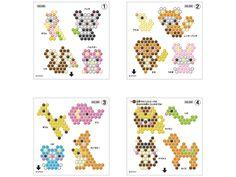 27 Ideas De Aquabeads Plantillas Hama Beads Hama Beads Manualidades