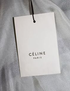 CELINE  SWING TAG - Google Search