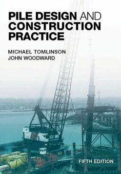 Pile Design and Construction Practice Edition) Civil Engineering Handbook, Civil Engineering Books, Engineering Boards, Electrical Engineering, Free In, Civilization, Paris Skyline, Foundation, Construction