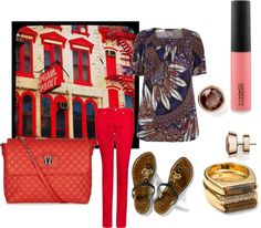 City Bright, created by aalampi on Polyvore