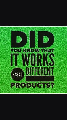 30 products many under 30.00!!  Message Me!  amyhobson75@yahoo.com  amyhobson.myitworks.com