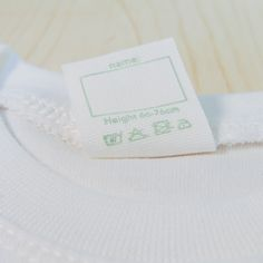Etiqueta algodón 100 % www.lauraduran.com