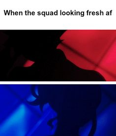 I think the squad isn't the ONLY thing lookin....Fresh...