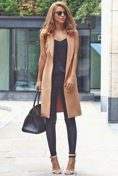 Fashionable work Outfits to achieve a Career Girl Image ★ See more: http://glaminati.com/fashionable-spring-work-outfits/