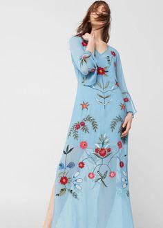 ¡Consigue este tipo de vestido largo de Max Mara Leisure ahora! Haz clic  para ver los detalles. Envío…  2a40494f3d3