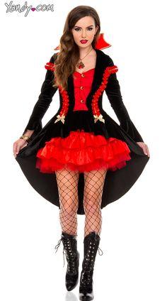 Vampire Countess Costume  http://www.yandy.com/Vampire-Countess-Costume.php