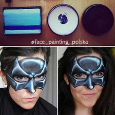 One stroke Batmask YES! Please. Make sure you are following Face_paint_polska on IG