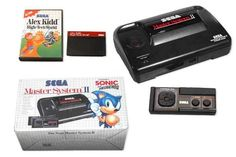 My wee sister's first console was the Master System. Same Christmas as my brother's Megadrive. The difference in technology seemed to suit the difference in ages at the time.