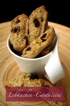 Post aus meiner Küche! {Lebkuchen-Cantuccini / Quarkstollen} Kuchenschlacht | Kuchenschlacht