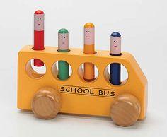 Pop Up School Bus -Original Toy Company $15