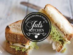 Juls' kitchen logo  by Debora Manetti