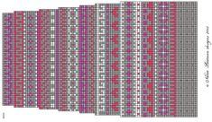 Taimitarha Knitting Charts, Knitting Socks, Knitting Stitches, Knitting Patterns, Knit Art, Wool Socks, Designer Socks, Handicraft, Mandalas
