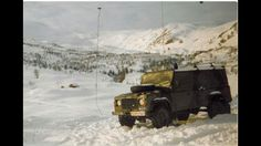 Land Rover Defender 110 Winterised RMP