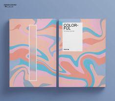 분양 완료된 레디메이드 표지 Editorial Design Layouts, Notebook Cover Design, Graphic Design Books, Graphic Design Illustration, Pop Design, Layout Design, Magazin Design, Buch Design, Portfolio Book