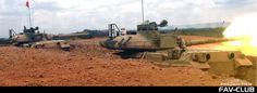 AMX-30V tanks.