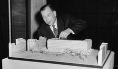 Iconic Architect Eero Saarinen Designed Weapons and 'Devices' For the CIA Gateway Arch, Eero Saarinen, St Louis, Missouri, Michigan, Architecture, Stanley Kubrick, Futurism, Jfk