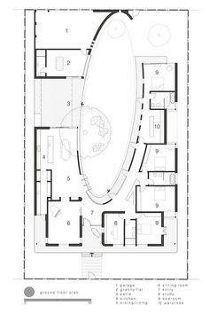 Marvelous Home Design Architectural Drawing Ideas. Spectacular Home Design Architectural Drawing Ideas. The Plan, How To Plan, Modern Floor Plans, House Floor Plans, Patio Plan, Hotel Floor Plan, Floor Plan Layout, Plan Drawing, Apartment Plans