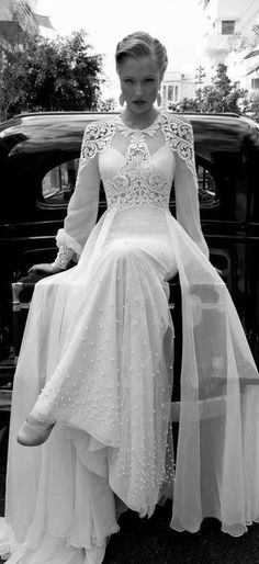 Liked on Pinterest: wedding dress