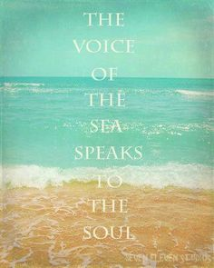The Voice Of The Sea.