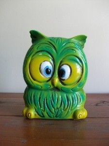 Here is a fun way to recognize colleagues who go above and beyond to be helpful. It involves creating a special award that is passed from person to person, often with much aplomb. I think it is especially fun if you use a kitch type item, like this little owl, but anything will do.