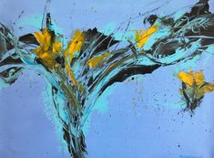 Acyrlic, 18 x 24 by Don Sturdivant Bloom, Painting, Art, Art Background, Painting Art, Kunst, Paintings, Performing Arts, Painted Canvas