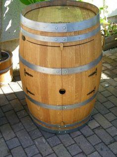 Weinfass-Schrank mit einem Zwischenboden