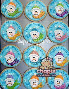 ¡Felices fiestas! | by Chapix Cookies