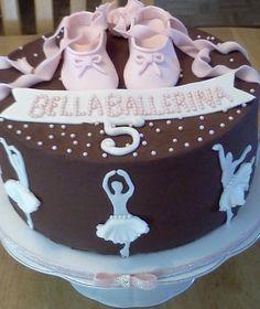 Ballet cake cakes pinterest ballet tartas y pasteles de ballet - Maya diva futura ...