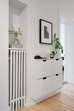 Entry Hallway Floor Hallway Tile Ideas Hall With Narrow Hallway Tiled Floor Narrow Hallway Home Entryway Decor Entryway Shoe Storage, Ikea Storage, Entryway Decor, Apartment Entryway, Storage Ideas, Wall Storage, Entryway Lighting, Cabinet Storage, Apartment Ideas