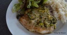 Pork Chops with Leek Sauce - Gutsy By Nature