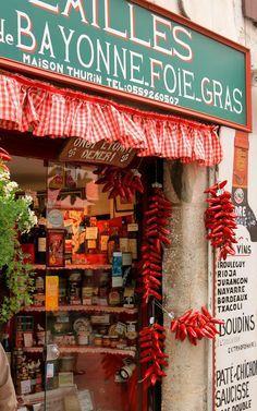 #Basque #SaintJeandeLuz #france #paysbasque #espellete #peppers #chillipeppers