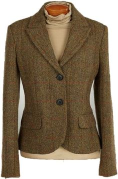 harris tweed clothing for women - Google Search