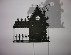 Candy House - Theater Decor by PaperTales on deviantART