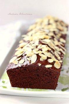 Czekoladowe ciasto z bialek1