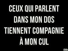 Genre la geigne et Le Char Quotes Francais, Les Hypocrites, Best Quotes, Funny Quotes, Words Quotes, Sayings, Haha, Quote Citation, French Quotes