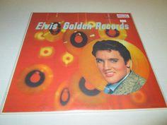"""Elvis Presley's """"Elvis' Golden Records"""""""
