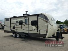 Skimp On The Weight And Keep The Amenities In The New 2017 Keystone RV Cougar X-lite 25RDB Travel Trailer at General RV | Birch Run, MI | #138942