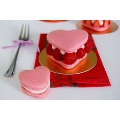 Fun Valentine breakfast... #food #dessert #sweet #valentine