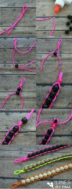 35 adhd fidgets diy is part of Diy bracelets - 35 adhd fidgets diy Diy Schmuck, Schmuck Design, Bead Crafts, Jewelry Crafts, Bracelet Making, Jewelry Making, Making Beaded Bracelets, Diy Friendship Bracelets With Beads, Bracelet Box