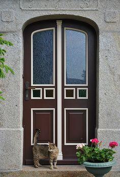 Haustüren aus Holz - Oberlausitzer Haustüren für Umgebindehäuser und…