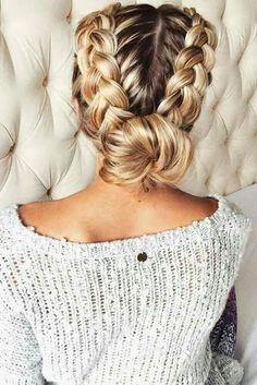 33 Cool Braids Festival Frisuren - New Site 33 cool braids festival hairstyles Medium Hair Styles, Curly Hair Styles, Natural Hair Styles, Hair Medium, Hair Braiding Styles, Medium Long, Hair Plaits, Braids For Medium Length Hair, Medium Curly