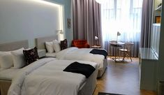 George Helsinki is an art-lover's dream Hotels, Helsinki, Lovers Art, Finland, Georgia, Bed, Dream Hotel, Furniture, Instagram