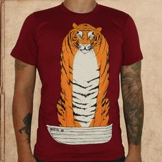 Life of Pi....and other cool literary shirts etc at Miles to Go