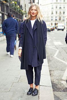 10 reglas para lograr un look andrógino - ELLE : ELLE