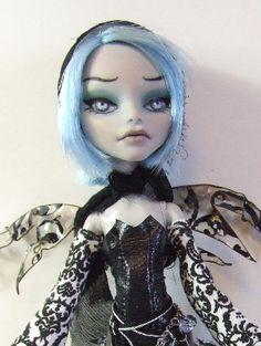 monster high - custom ghoulia