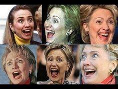 Hillary Clinton's Psychopathic Behavior Caught on Video | U. S. Politics