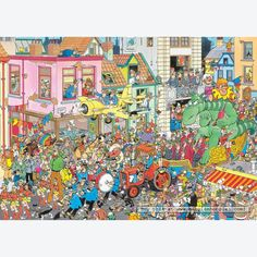 Jan Van Haasteren - Carnaval
